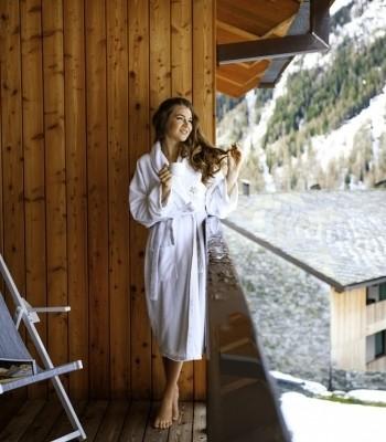Relax e benessere al Grand Hotel Courmayeur Mont Blanc