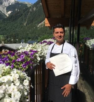 Chef del Grand Hotel Courmayeur Mont Blanc