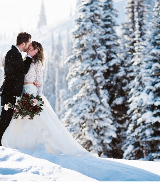 Wedding in Courmayeur